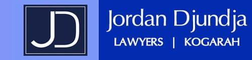 Jordan Djundja Logo